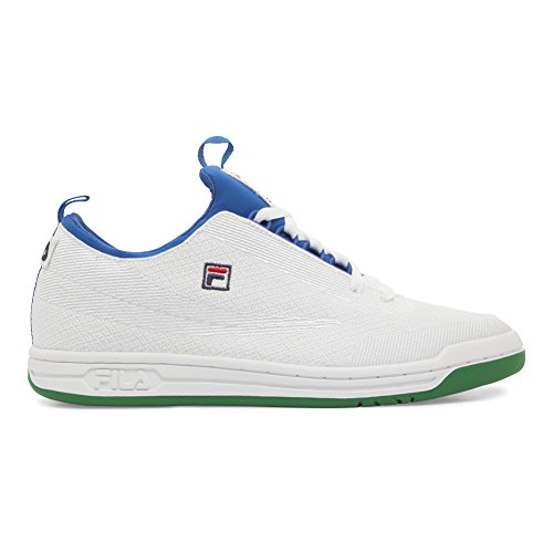 Fila Men's Original Tennis 2.0 SW Lace Up Sneakers White 12 M