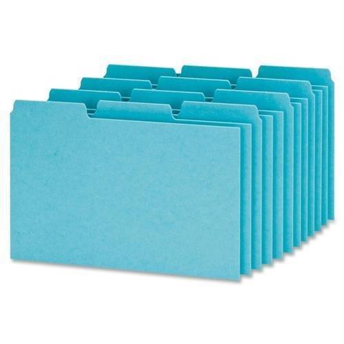 Pressboard Card Guides - OXFP413 - Oxford Pressboard Index Card Guide