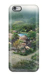 New Diy Design Japanese Architecture For Iphone 6 Plus Cases Comfortable For Lovers And Friends For Christmas Gifts