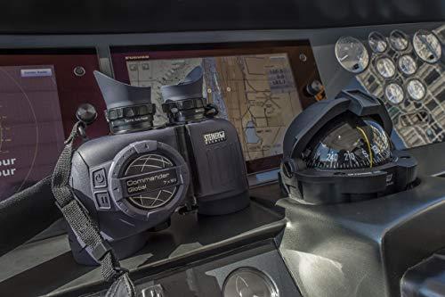 Steiner Model Commander 7x50C Binoculars with HD Stabilized Compass