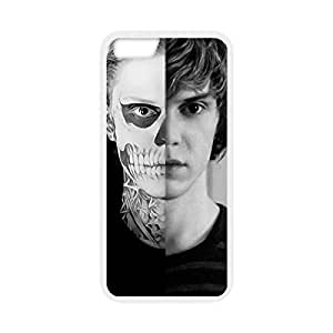 Custom TPU case with Image from American Horror Story Snap-on cover for iphone 6 Plus 5.5