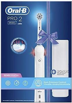 Oral-B 80327521 Oral-B Pro 2 2500 - Cepillo de dientes eléctrico ...