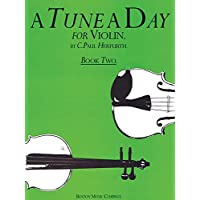 TUNE A DAY VIOLIN BK. 2