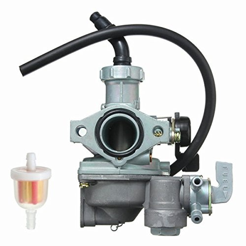 Motorcycle Carb Carburetor With Choke For 110 Three Wheeler 1979-1985 - Motorcycle Motorcycle Engines & Component - 1 X Carburetor With Hand Choke -