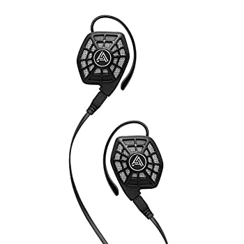 Image of Audeze iSINE10 in-Ear with Lightning Cable & 3.5 mm Standard Cable B-Stock Black/Silver Earbud Headphones