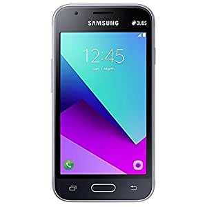 SAMSUNG GALAXY J1 MINI PRIME SM-J106H/DS 8GB DUAL SIM FACTORY UNLOCKED - 3G ONLY GSM, NO CDMA - NO WARRANTY IN THE US (Black)