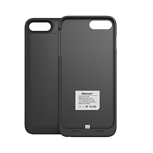 custodia caricabatterie iphone 8