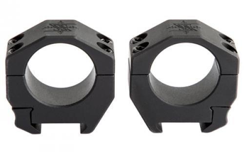 Seekins Precision 30mm Tube .92″ Medium High 4 Cap Screw Scope Ring For Sale