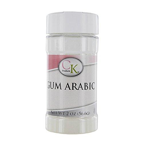 - CK Products Gum Arabic, 2 Ounce