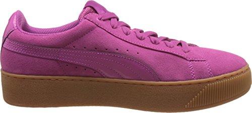 Sneakers Vikky Platform rose Puma Damen Violet Pink 04 Rose Violet wBqxtnF7