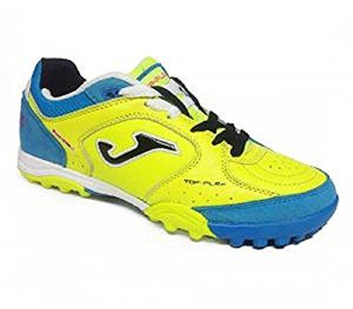 Joma, Schuhe Fußball für Herren blau lemon-blue Multicolore - Lemon/Blue