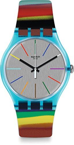 Swatch Originals SUOS106 Multicolor Silicone product image