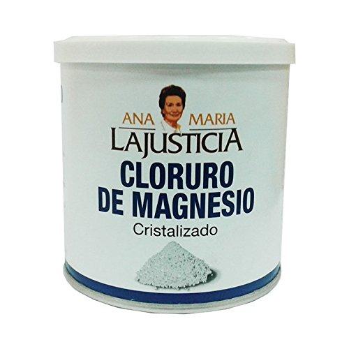 Ana Maria Lajusticia Cloruro De Magnesio 200 Gramos: Amazon.es: Salud y cuidado personal