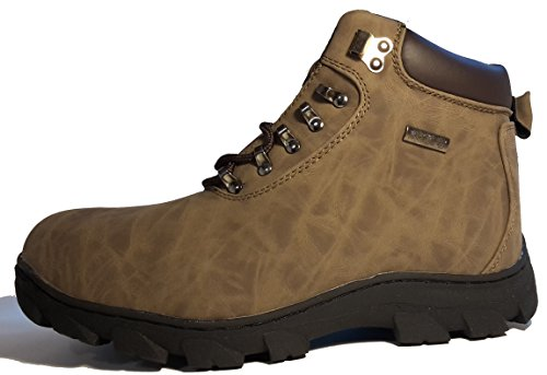 3-W-Hohenlimburg - botas de invierno Hombre Braun.