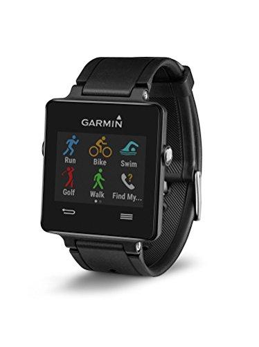 Garmin Vivoactive Black (Certified Refurbished)