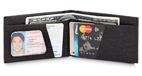 Slim Mens Wallets RFID Minimalist - Wallet Card Holder