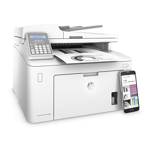 HP Laserjet Pro M148fdw All-in-One Wireless Monochrome Laser Printer with Auto Two-Sided Printing, Mobile Printing, Fax & Built-in Ethernet (4PA42A) by HP (Image #17)