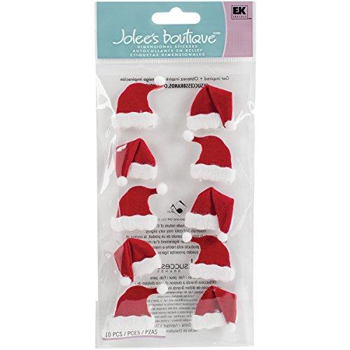 Jolee's Boutique Le Grande Dimensional Stickers - Santa ()