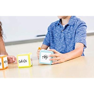Mind Sparks Foam Dry Erase Blocks: Toys & Games