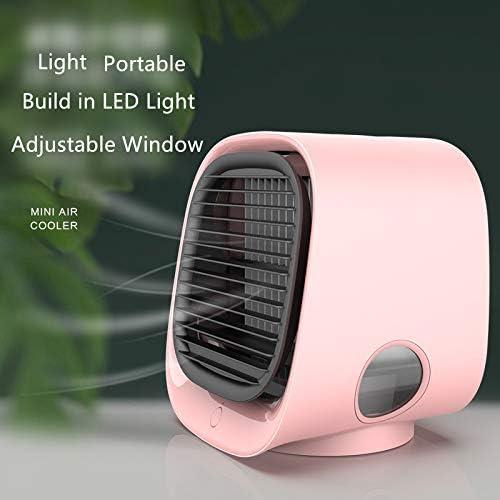 GHONLZIN 2020 Nuevo Mini Enfriador Portátil USB Aire Acondicionado ...