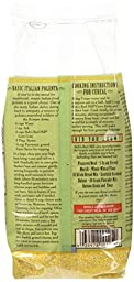 Bob\'s Red Mill Corn Grits/Polenta, 24-Ounce (Pack of 4)