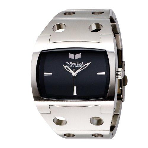 Vestal Unisex DES001S Destroyer Stainless Steel Watch