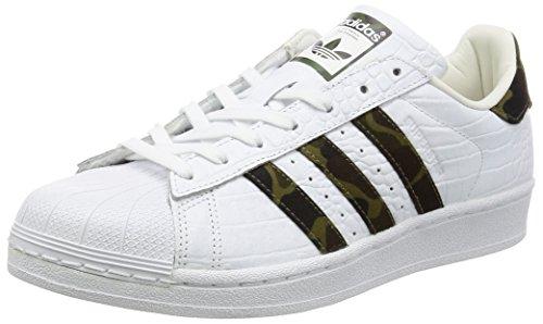 Ginnastica Foundation Da Bianco Uomo Scarpe Superstar Adidas qfvIzz