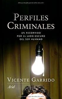 Perfiles criminales par Garrido Genovés