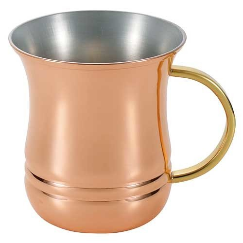 [Made in Japan] Polar - Kiwami pure copper mug cup 360 ml (Copper Mirror Polar)