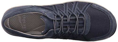 Sneaker 36 Women's Honor Black European US Suede Dansko Blue PBz4x