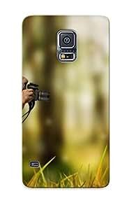 VKLPeQR3274uHzAV Markrebhood Animals Funny Feeling Galaxy S5 On Your Style Birthday Gift Cover Case