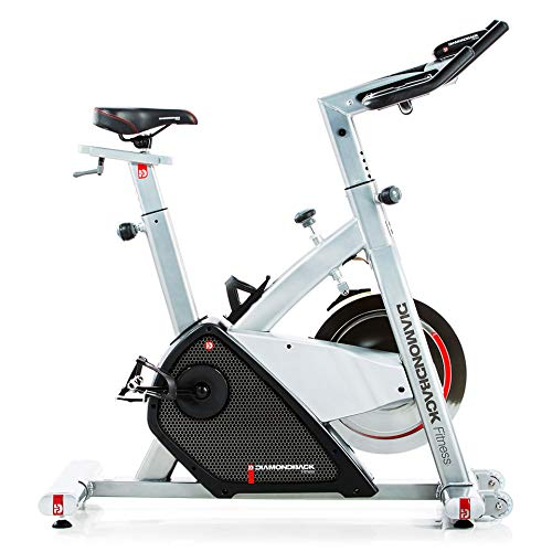 Diamondback Fitness 510Ic Adjustable Indoor Cycle with Electronic Display and Quiet Magnetic ()