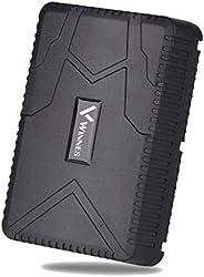 Rastreador GPS,10000mah Tiempo Real GPS Tracker GPS para Automovil con Magnético Localizador GPS Oculto Baterí