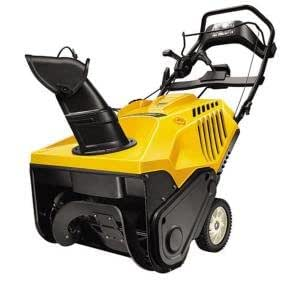 "Cub Cadet (21"") 208cc Electric Start Single Stage Snow Blower w/ Headlight - 221LHP"