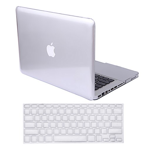 HDE Plastic Keyboard Protective Transparent