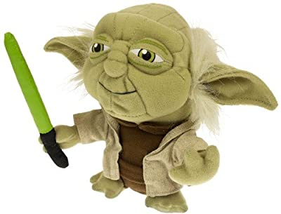 Yoda Big Head 7 Plush from Comic Images