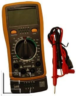 Digital VOM Cable Tester HY4300