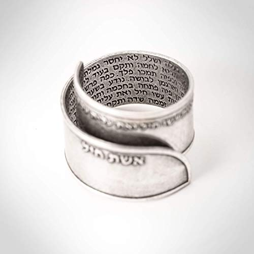 Top 8 jewish ring sterling silver for 2019