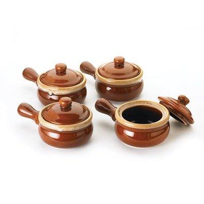 Brown 744047 Onion Soup Bowls Set of 4