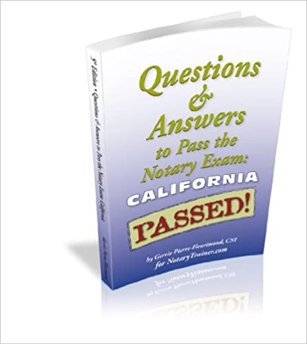 Amazon questions answers to pass the notary exam california questions answers to pass the notary exam california 2nd edition publicscrutiny Gallery