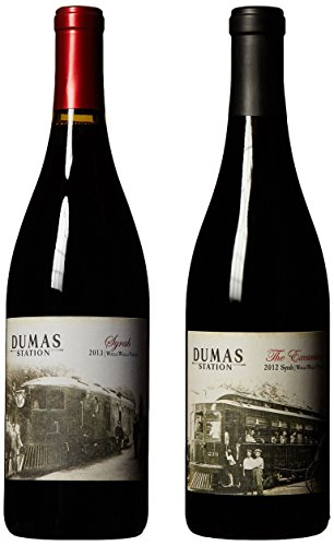 "Dumas Station ""Walla Walla Syrah"" Mixed Pack, 2 x 750 mL"