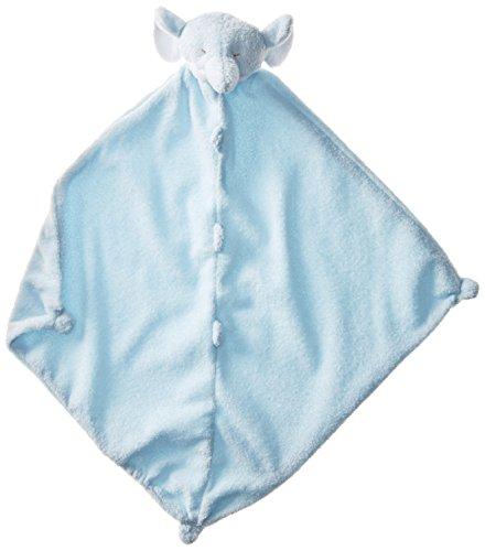 Angel Dear Blankie, Blue Elephant Angel Bear Blanket