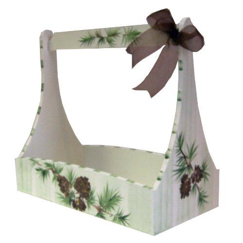 (CuteTools! 27535 Toolbox, Pine Cones)