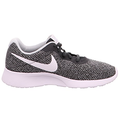 NIKE Women's Tanjun SE Shoe Anthracite/White/ Black Pure Platinum (7.5, Anthracite/White-Black-Pure Platinum) by NIKE (Image #4)