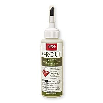 DuPont Grout Sealer with Applicator Tip 4oz bottle (case of 12)