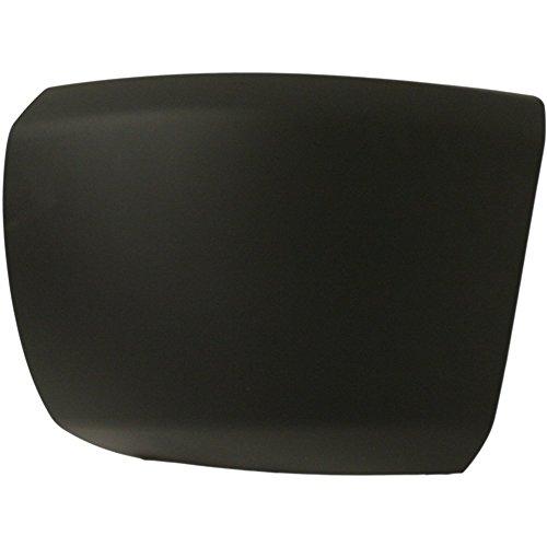 Bumper End for Chevrolet Silverado 1500 07-13 Front Face Bar Cap Primed New Body Style Left Side Plastic
