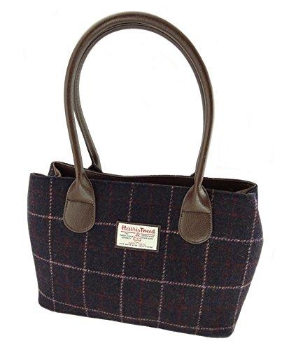 Harris Col39 Handbags Authentic Tweed Ladies Classic LB1003 n6rnzYR