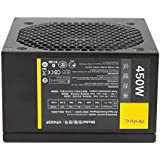 Antec VP450 Power Supply 450 Watts PSU with 120mm Silent Cooling Fan, Dual +12 V Rails, ATX12V 2.3, 2 Years Warranty