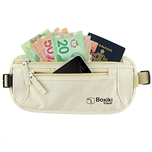 Boxiki Travel Money Belt