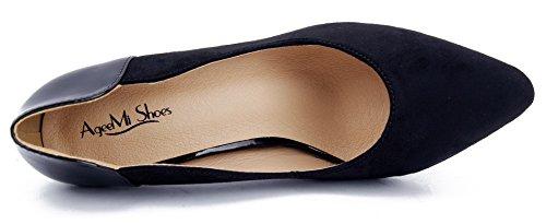 EN Shoes Mujer Puntera Tac Punta AgeeMi qvtUp